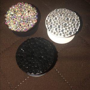 Handmade pop sockets